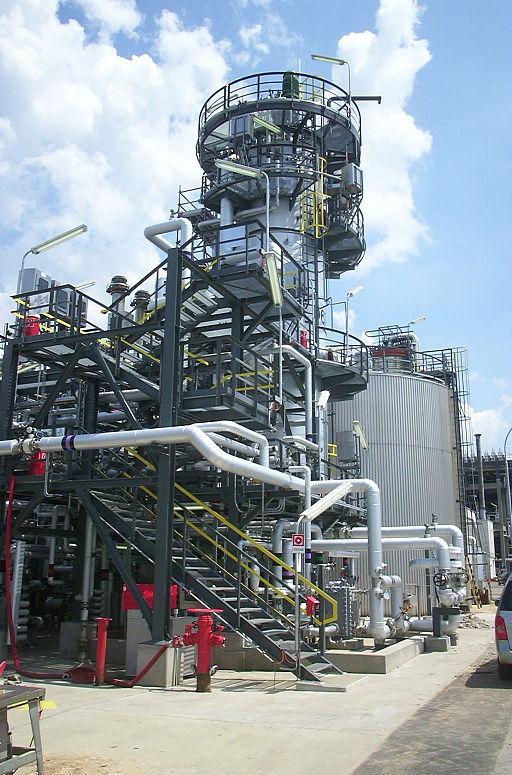 Biturox® Reactor, Schwechat Refinery, Austria